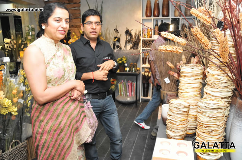 Suhasini at Launch of Deco aro at Khader Nawaz Khan Road glamour images