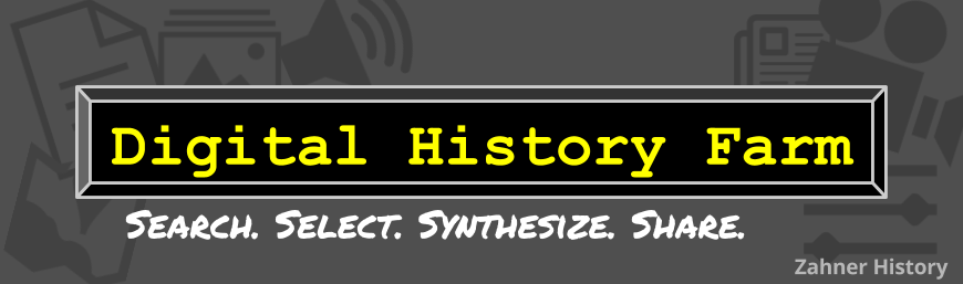 Digital History Farm