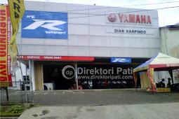 Kantor Yamaha Harpindo Jaya di Seluruh Kabupaten Pati