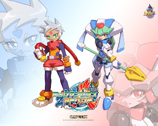 megaman zx advent descargar
