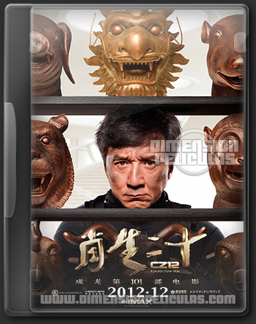 Chinese Zodiac (BRRip HD Ingles Subtitulada) (2012)