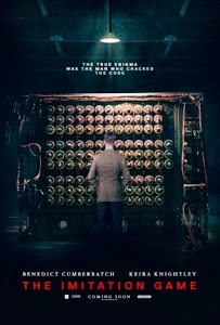 Poster de The Imitation Game (Descifrando Enigma)