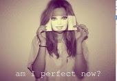 No nacimos para ser perfectos,