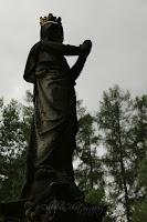 Socha Panny Marie/ The Virgin Mary Statue