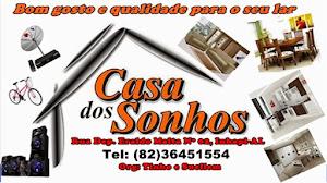 CASA DOS SONHOS  Tel.: (82) 3645 1554