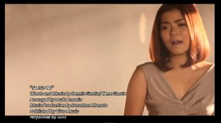 Video & Lyrics of Sa Isip Ko by Juris   Ina Kapatid Anak Theme Song