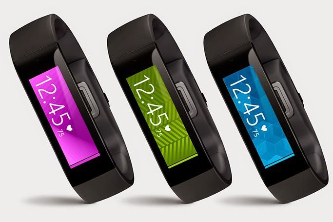 The new smart bracelet for Android, iPhone and Windows Phone