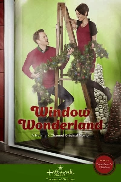 New hallmark christmas movies 2013 for Window wonderland