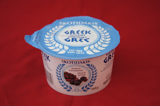 Skotidakis - Greek Yogurt - Blueberry & Pomegranate