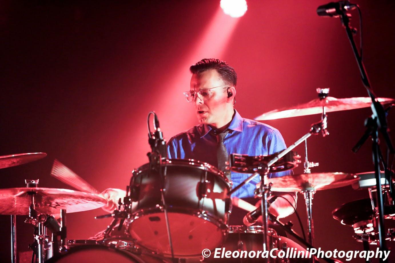 Sam Fogarino - Interpol - NME Awards 2014