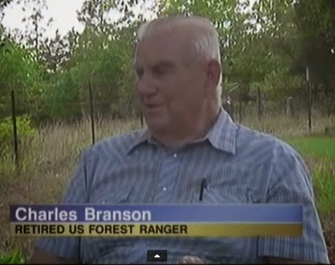 Forest Ranger Bigfoot Real
