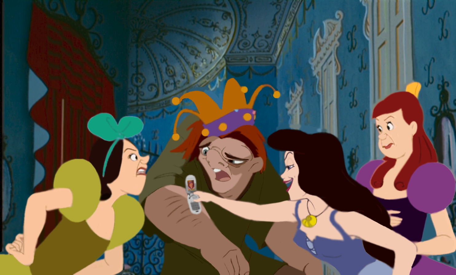 dracula vs hunchback of notre dame essay Write essay  teaching  you everything you need to know about the hunchback of notre-dame, think again most people assume that quasimodo is the protagonist of the .