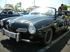Karmann Ghia cabrio T-14