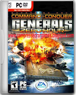 command and conquer zero hour cover