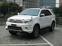 Rental Mobil Toyota Fortuner Solo on Toyota Fortuner Diesel