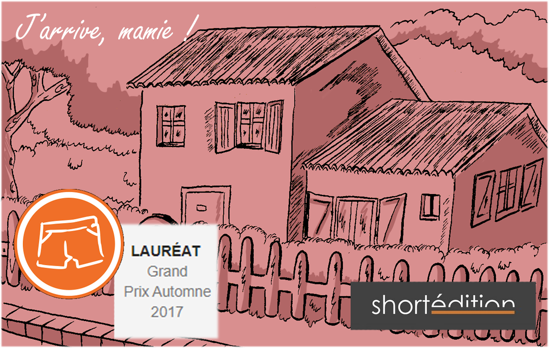 Short Édition - J'arrive, mamie ! (2017-2018)