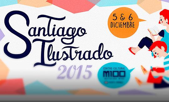 Festival de Ilustración de Santiago de Chile. Santiago Ilustrado
