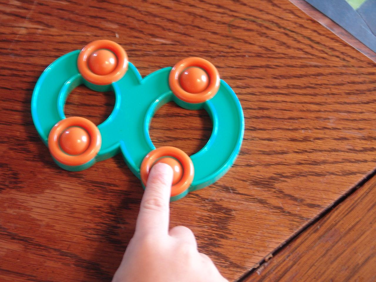 Touch Math Kindergarten touch math review