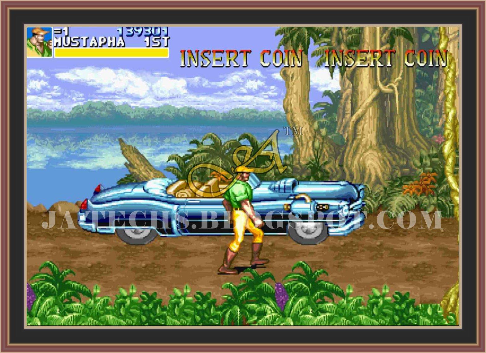 Cadillacs and Dinosaurs Screen Shot no.2