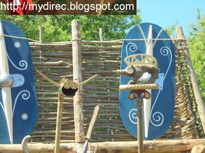 Кельтский лагерь