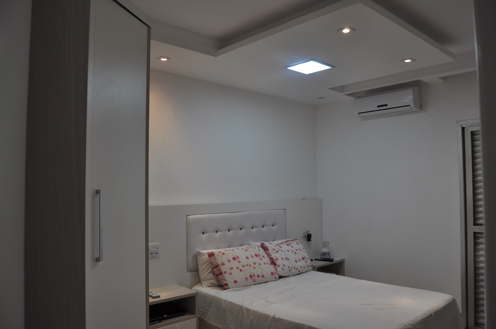 Quarto   Closed   Banheiro Apartamento Dois Dormitorios em Bauru/SP #4A6481 1600 1063