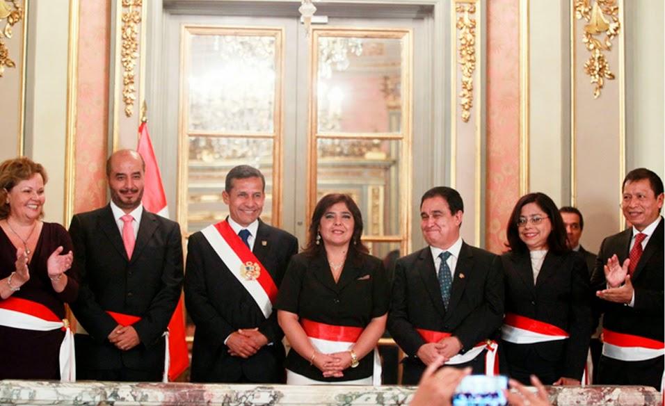 Juraron nuevos ministros for Nuevo ministro de interior y justicia