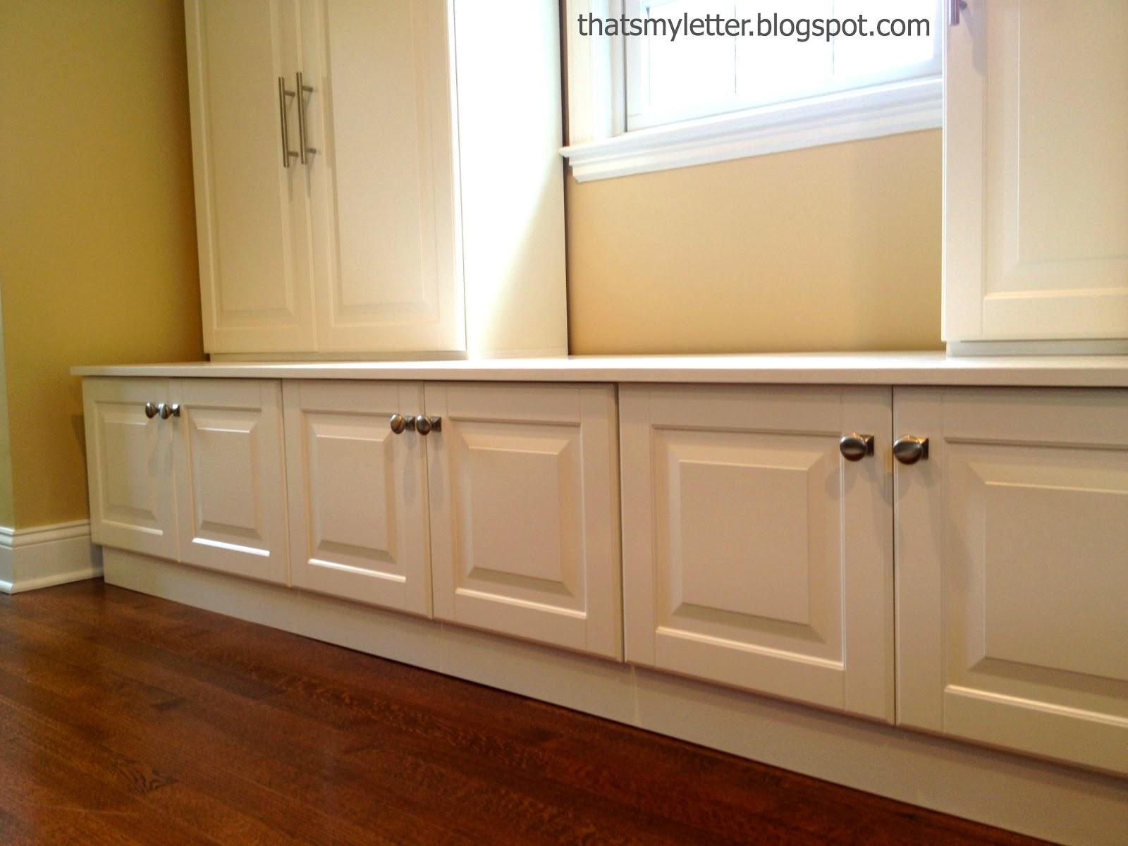 Diy Playroom Built Ins Bench