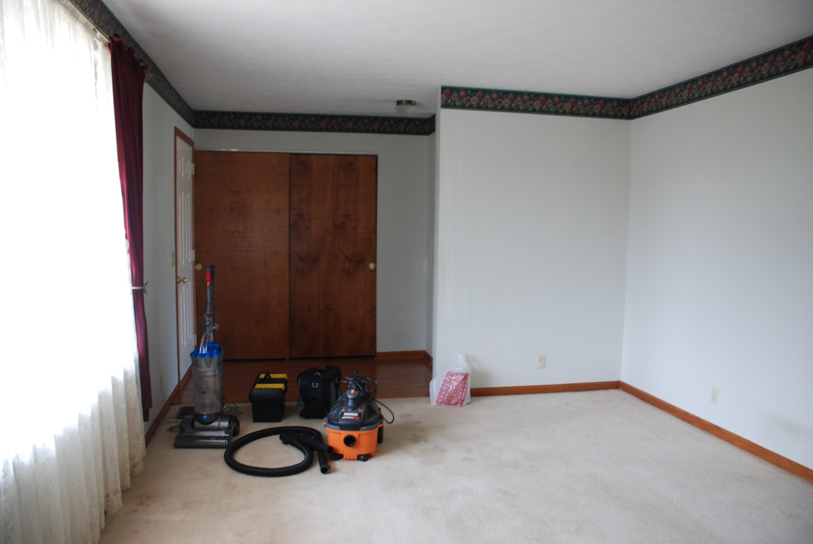 The 12 Year Plan: The William Morris Project: Living Room