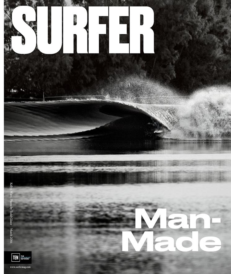 surfer maganize piscina olas kelly slater