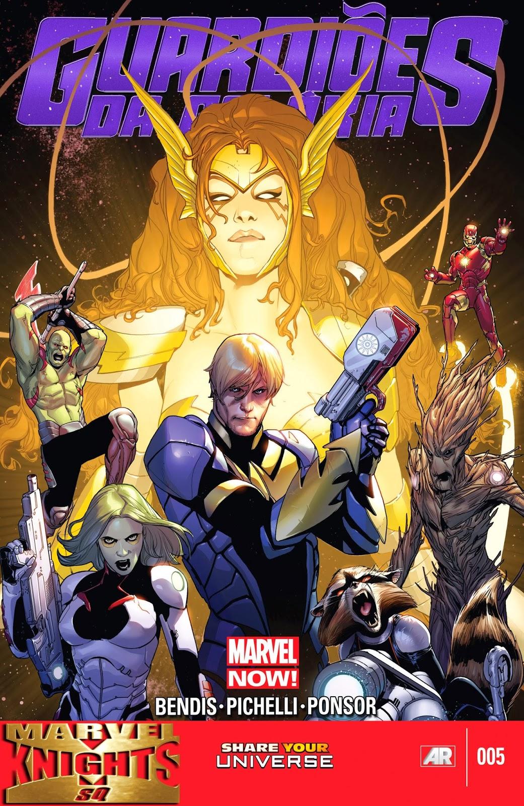 Nova Marvel! Guardiões da Galáxia #5