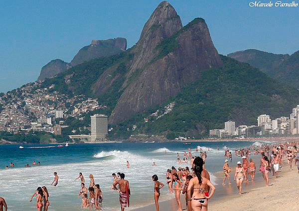 The Beach Was Pretty Well Known Even Before It Got To Hit  The Girl From Ipanema D D Vchina  D Panemi S This Is Where The Bikini Made Its
