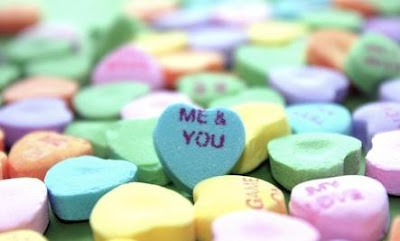 10 Things You Didn't Know About Valentine's Day - romantic love hearts pills candy