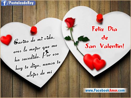 Tarjetas de amor para san valentin  Imgenes Bonitas para