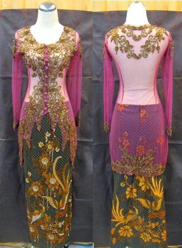 Foto Model Baju Kebaya Lirik