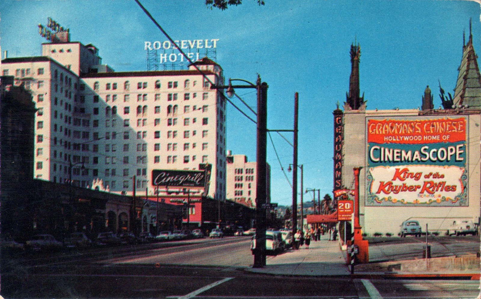 The Roosevelt Hotel Hollywood Ca