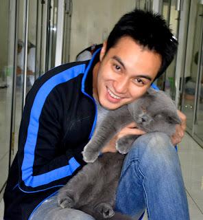 bam wong dan kucing ras