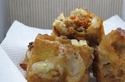 Resep Tahu Pong Mercon Pedas Membara