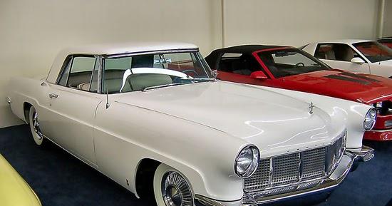 Lincoln Continental 1957 Windows Wiring Diagram
