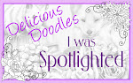 Spotlight on You Badge