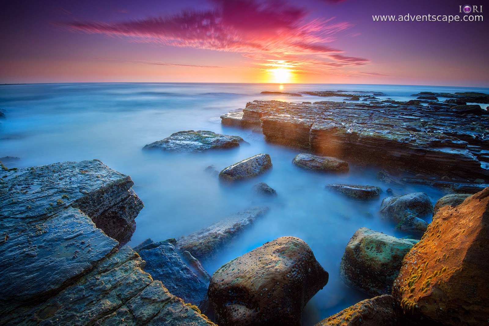 Australia, Australian Landscape Photographer, beach, coastline, landscape, New South Wales, NSW, Philip Avellana, seascape, shoreline, Turimetta, heaven's burnout