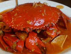 Resep masakan indonesia rajungan asam manis spesial (istimewa) praktis mudah sedap, nikmat, enak, gurih lezat