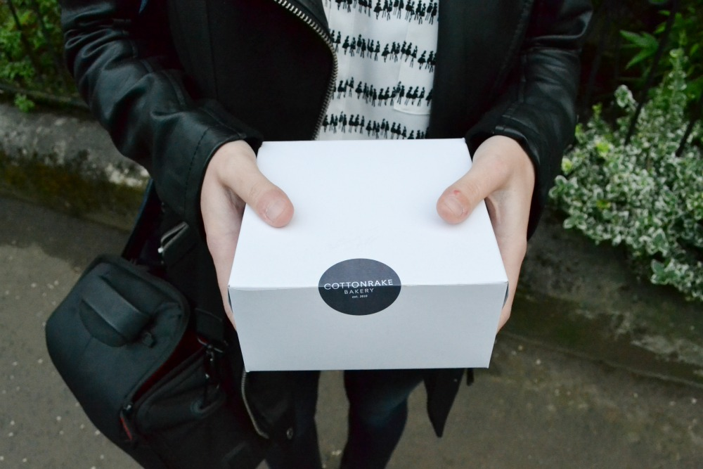 cottonrake bakery cake box