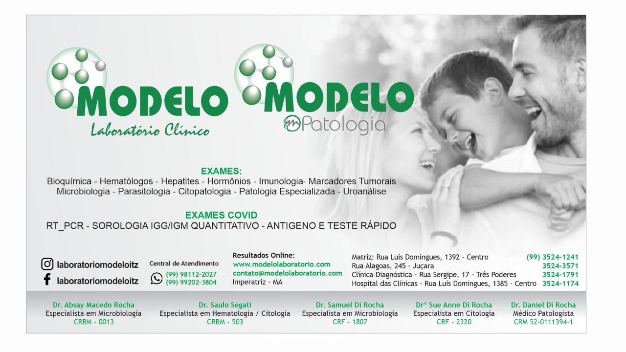 LABORATÓRIO MODELO (99) 9.8112-2027