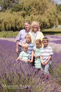 Shannon Hager Photography, Lavender Field Portraits