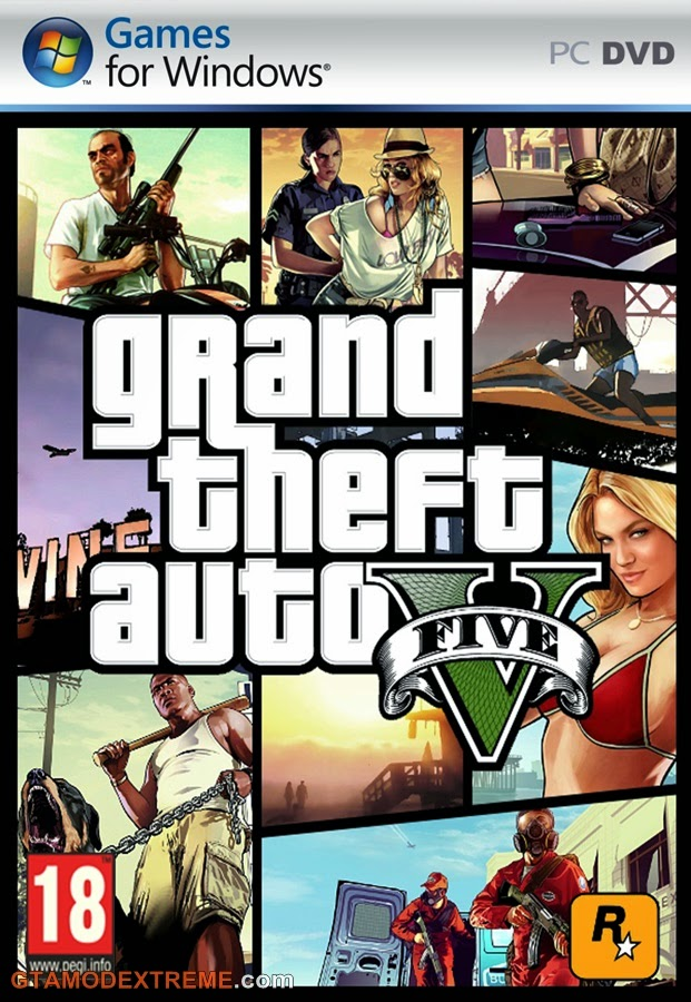 Baixar GTA V (PC) Completo via Torrent