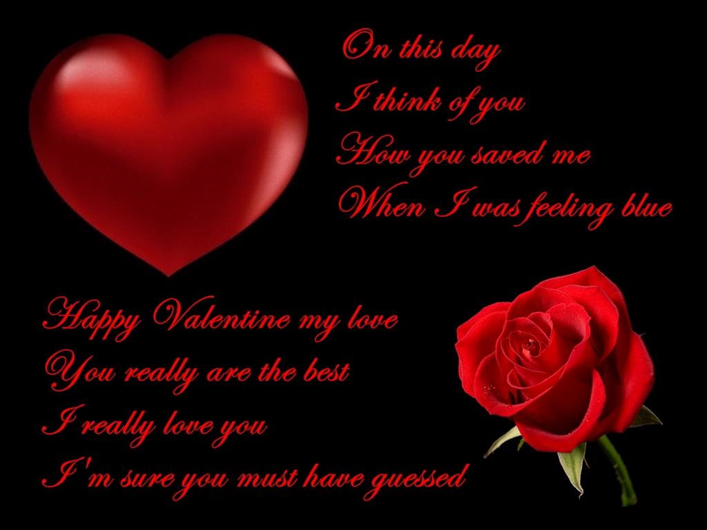 Most Romantic Valentine Poems For Your Boyfriend  Valentine Jinni