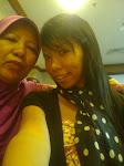 My mum, tercinta n me (qis) ..