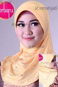 Saqina Nafisa Demetria - Ivory (Toko Jilbab dan Busana Muslimah Terbaru)
