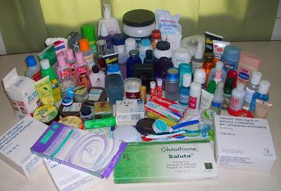 cosmetics, vanity, vain