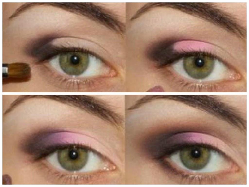 maquillaje bonito para el da paso a paso with maquillaje facil paso a paso